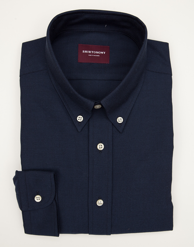 Navy Oxford