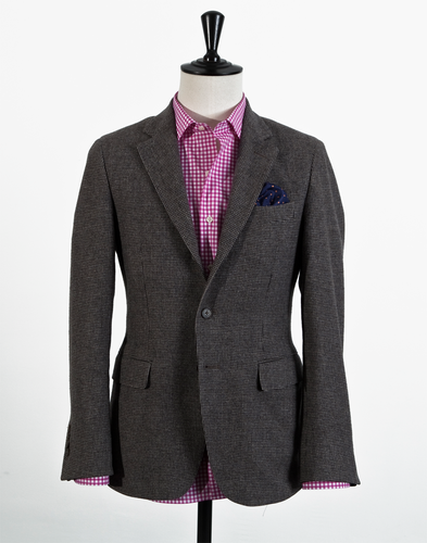 Mulberry Gingham