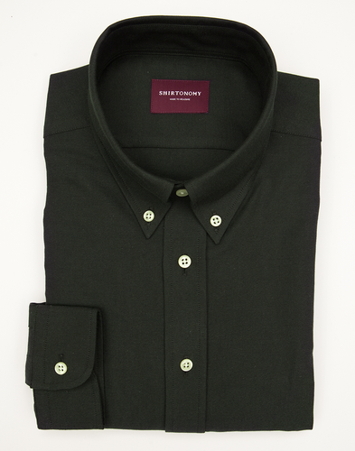 Dark Green Oxford