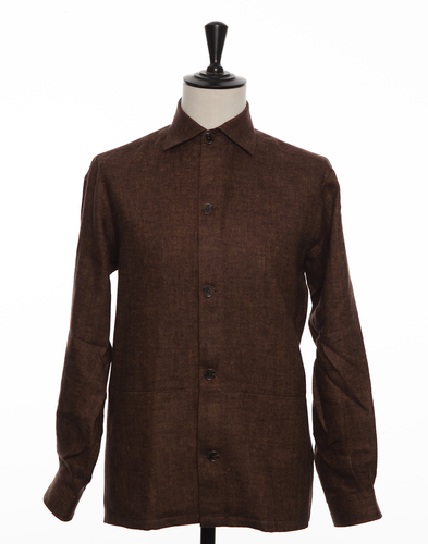 Tobacco Overshirt