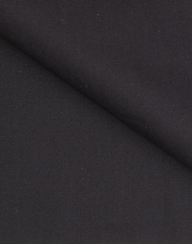 Black Poplin